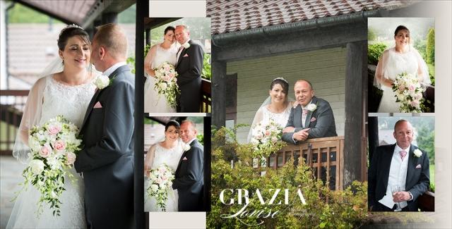 Wedding Photography Rudstone Walk Grazia Louise Photography
